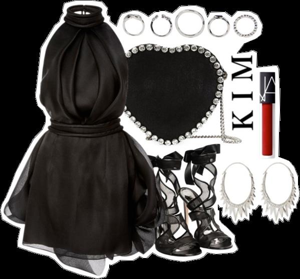 (my outfit n°28 sur P O L Y V O R E et tumblr.)
