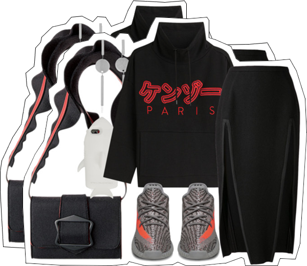 (my outfit n°32 sur P O L Y V O R E et tumblr.)