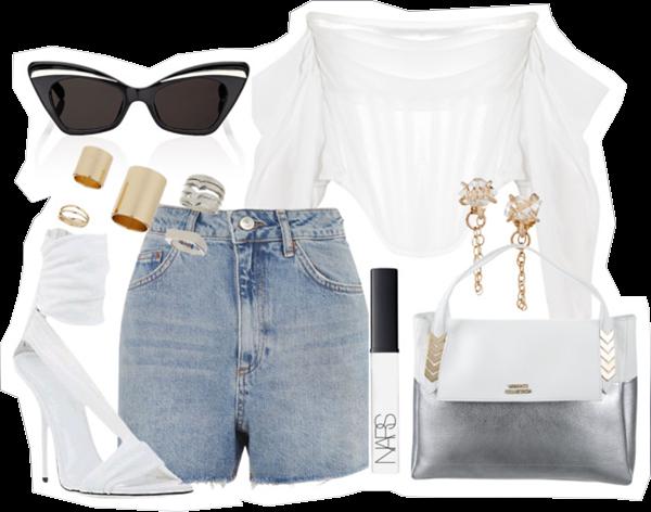 (my outfit n°37 sur P O L Y V O R E et tumblr.)