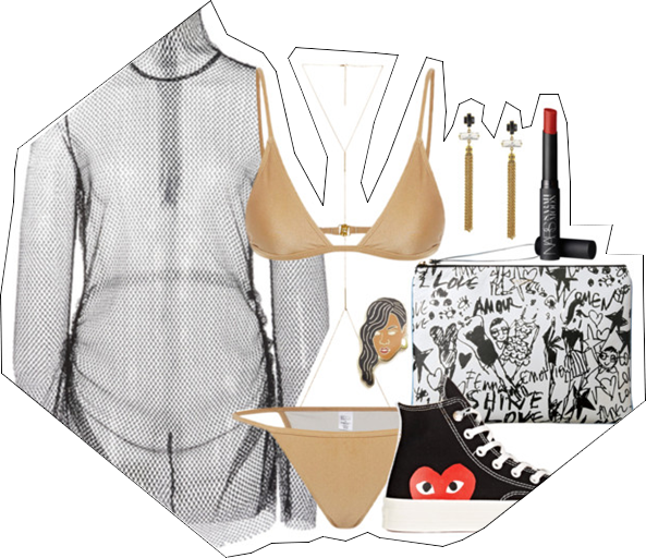 (my outfit n°39 sur P O L Y V O R E et tumblr.)