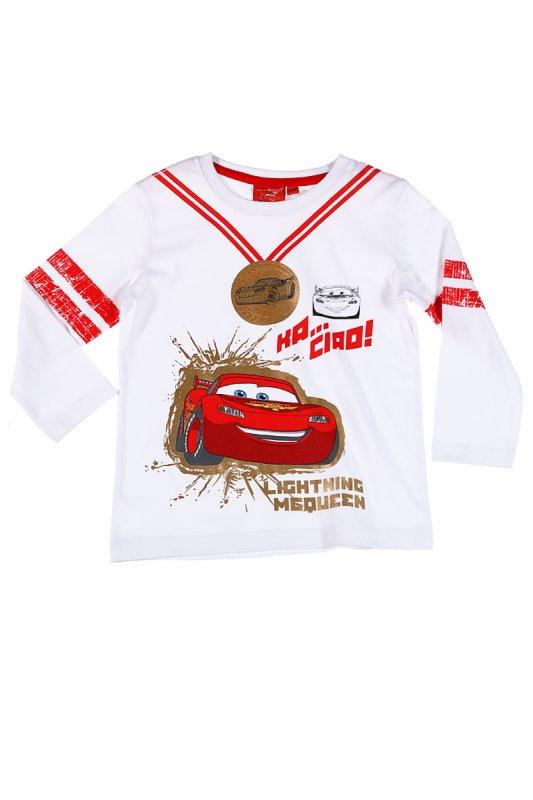 T-shirt manche longue Cars