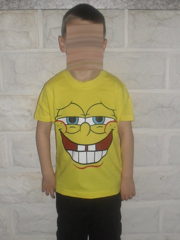 T-shirt Bob l'éponge 2