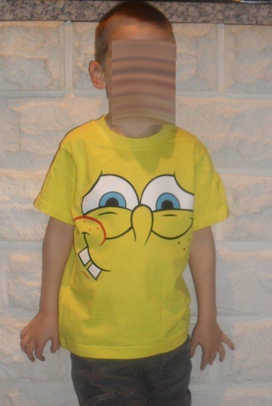 T-shirt Bob l'éponge 3