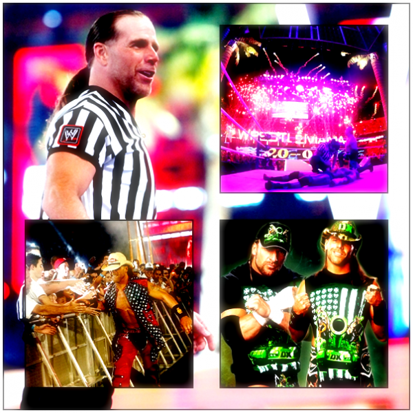 Lundi 6 août 2012 - ★ Shawn Michaels Appreciation Night ★