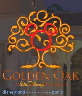 EXCLUSIVITE: Golden Oak at Walt Disney World Resort