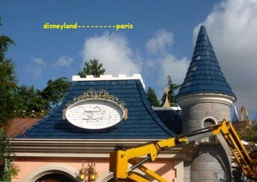 """DOSSIER: """"Le pavillon des pricesse disney"""""""