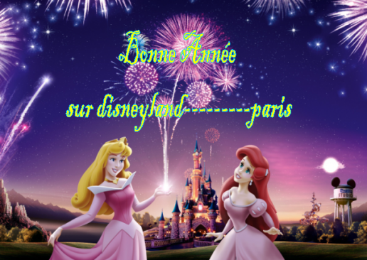 disneyland---------paris fête ses 1 an !!!