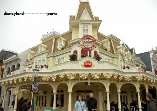 Disneyland Paris a 20 ans et... L'assume !!!!!!
