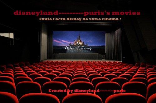 disneyland---------paris's movies - Toute l'actu disney de votre cinema !