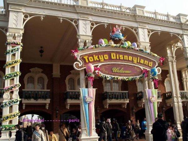 "Retour sur ""Easter Wonderland 2012"" a Tokyo Disneyland Resort"