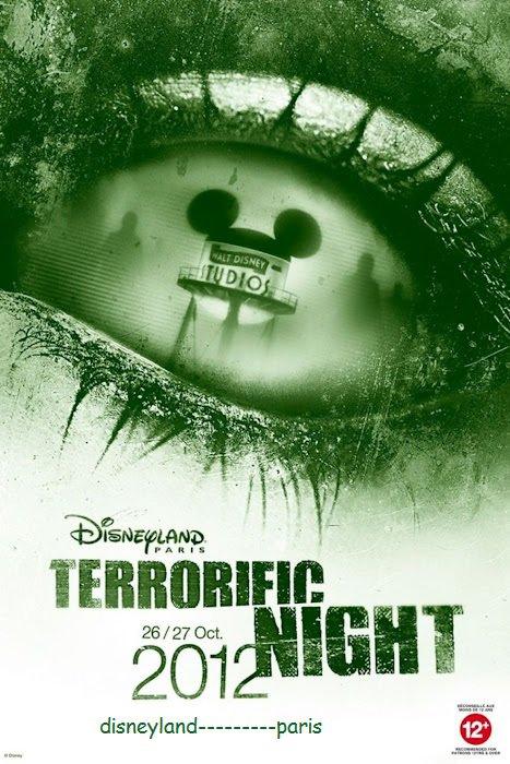 Terrorific Night 2012: les dates et infos !!!!!
