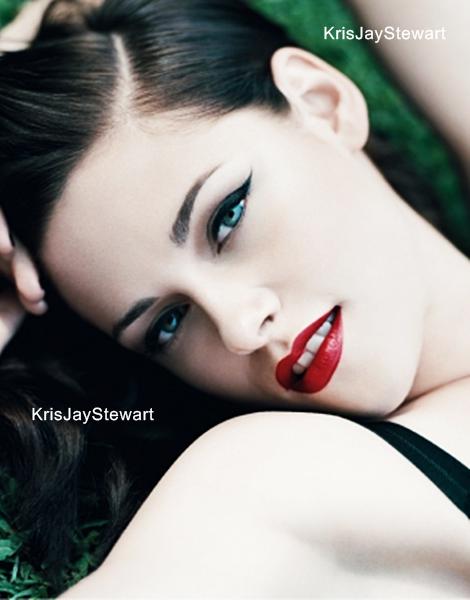 ~ 4 Octobre 2O11 - Voici de nouvelles photos de Kristen pour GQ. Juste magnifique .♥