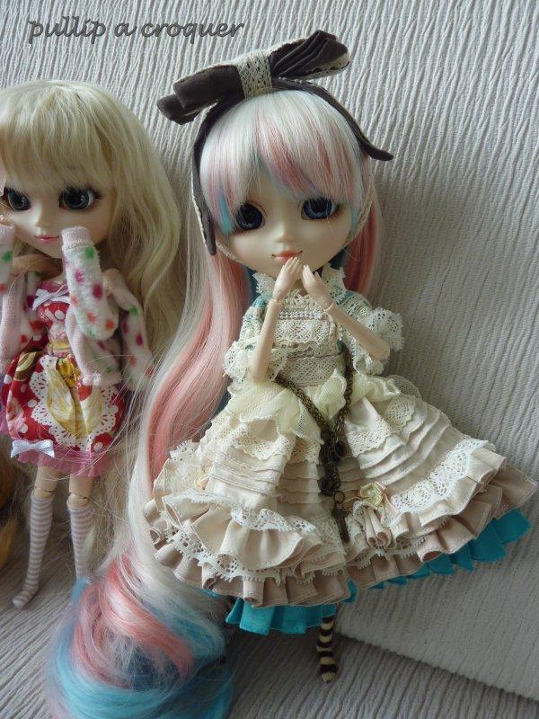 Mini-rencontre pullipienne avec Corea-pullip