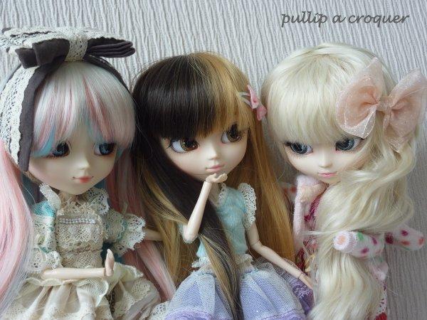 Mini-rencontre pullipienne avec Corea-pullip, suite...