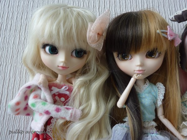 Mini-rencontre pullipienne avec Corea-pullip, suite et fin.