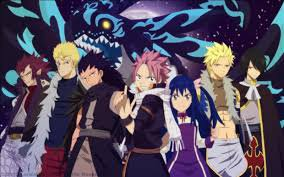 les dragon slayer fairy tail