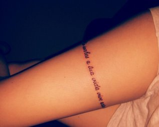 Mon Tatouage (;