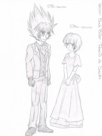 Parent de Angenlika (version Kuroshitsuji)