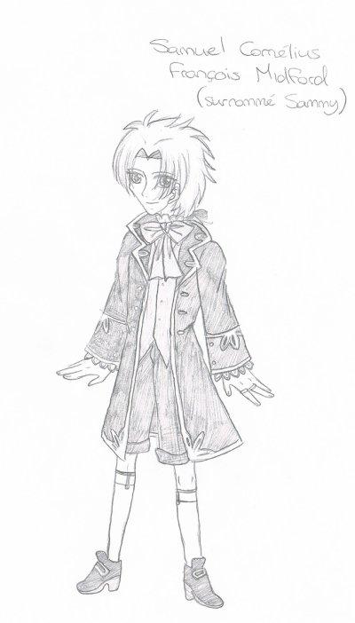 Le cousin de Angelika(version Kuroshitsuji)
