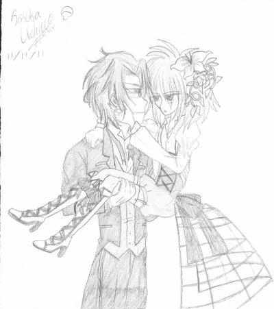 Sasuka & Claud