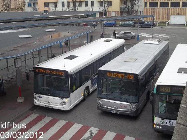 3 transporteurs réunis!