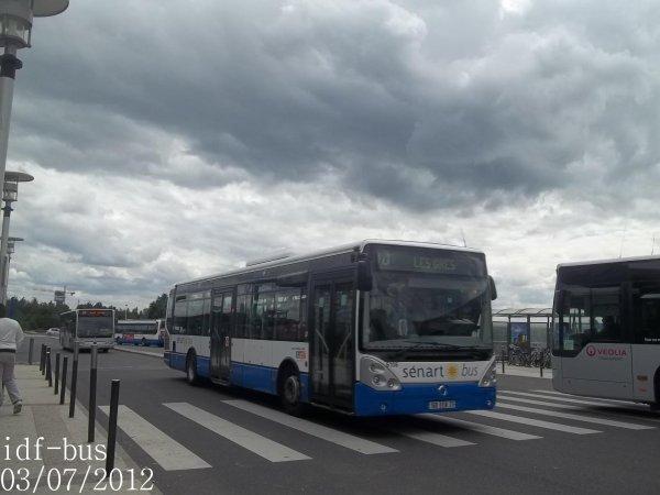 Réseau Véolia transport Sénart-bus