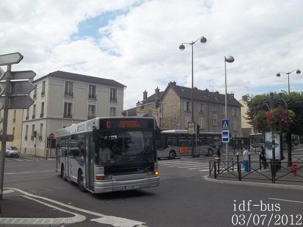 Réseau Véolia Transport Melibus (Melun-Val de Seine)
