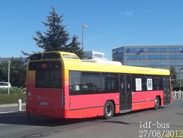 Quelques bus à Aéroport de Roissy-CDG 1 RER-Roissypôle (Suite)