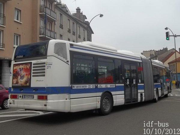 Réseau Phébus groupe Kéolis,quelques photos à Versailles (Suite et fin)