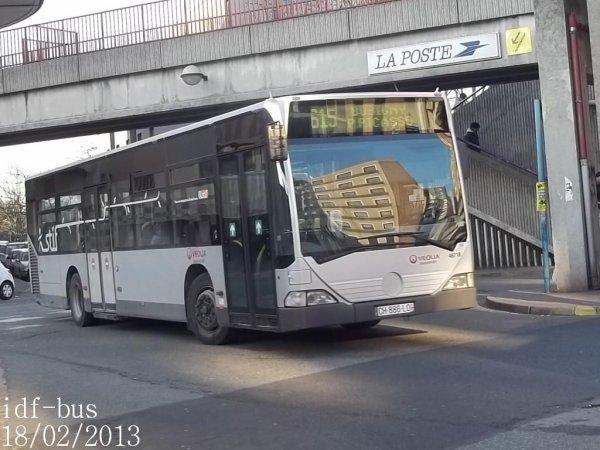 Réseau TRA de Véolia Transport,lignes 686 et 615
