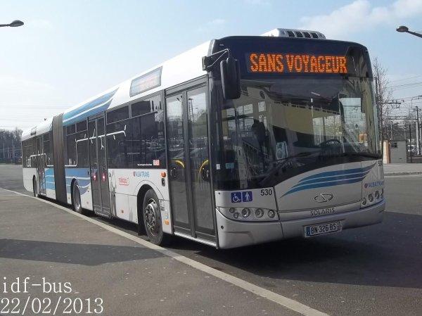 Photos à Massy-Palaiseau RER B-Atlantis et RER C-Vilmorin