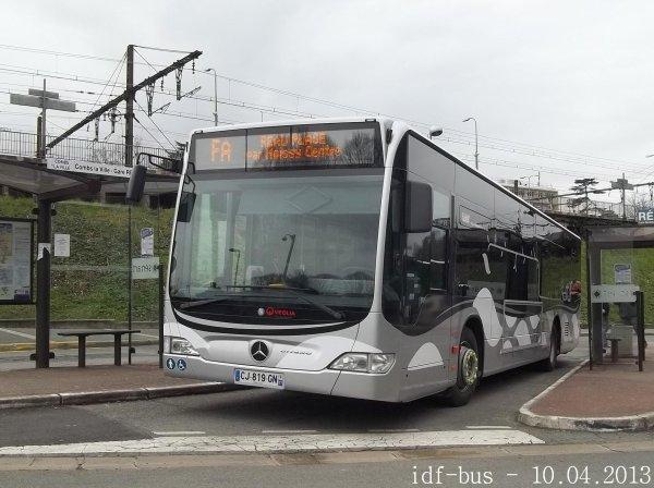Bus Mi Combs La Ville