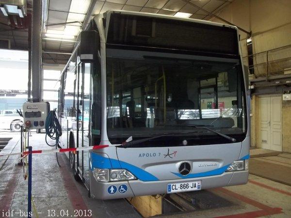 Journée portes ouverte dépôt Apolo 7-STBC groupe Transdev (Les ateliers)