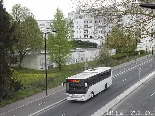 Réseaux Sqybus,SAVAC;Hourtoule,Photos à Saint-Quentin-En Yvelines - Montigny le Bretonneux RER