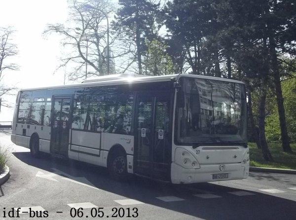 Photos de bus Phébus groupe Kéolis et Transdev Mobicaps à Meudon-La Forêt et Pont de Sèvres