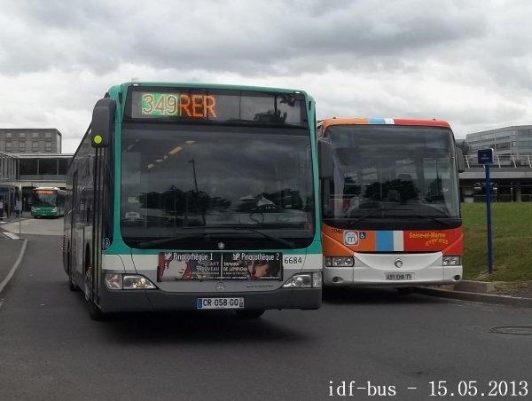 Photos à Roissypôle RER