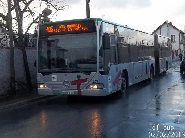 Photos des réseaux TICE, STA groupe Kéolis et T'ZEN à Corbeil-Essonnes