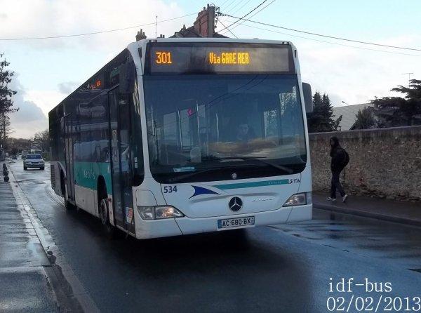 Photos des réseaux TICE, STA groupe Kéolis et T'ZEN à Corbeil-Essonnes (Suite et FIN)