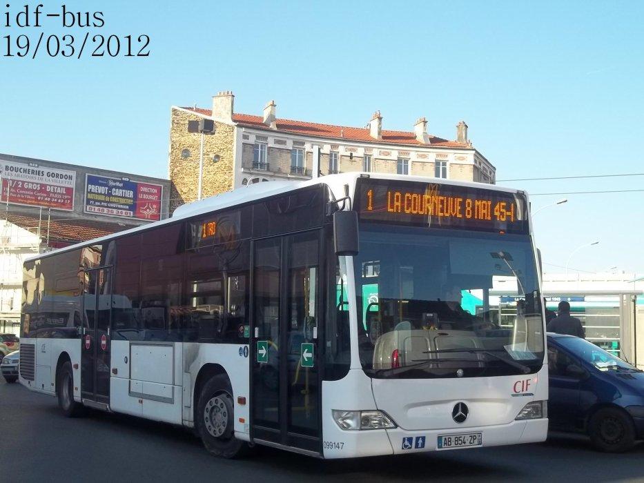Le blog des réseaux bus d'île de France