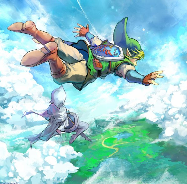 Legend of Zelda : Skyward Sword, Mes impressions.