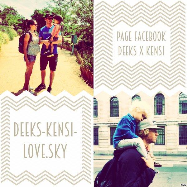 Page facebook Kensi x Deeks