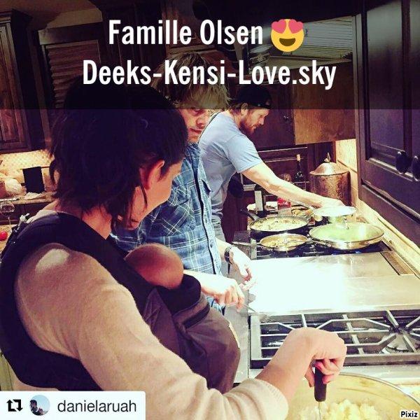 Famille Olsen