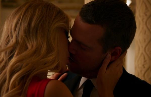 Callen Anna kiss