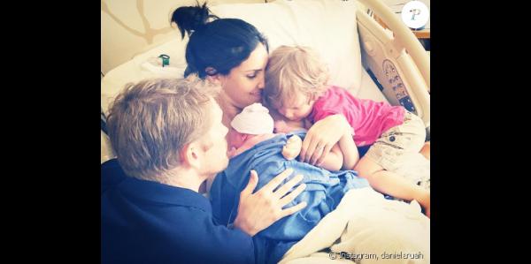 """Daniela Ruah : """" Ma fille est née avec trois semaines d'avance! """""""