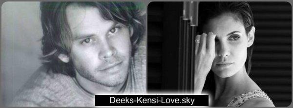 Deeks x Kensi