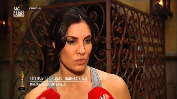 Liens de Daniela Ruah (pour les fans)