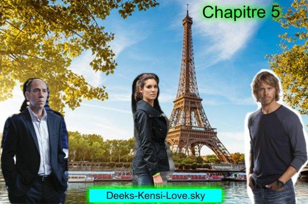 Chapitre 5 Une mission sous couverture à Paris