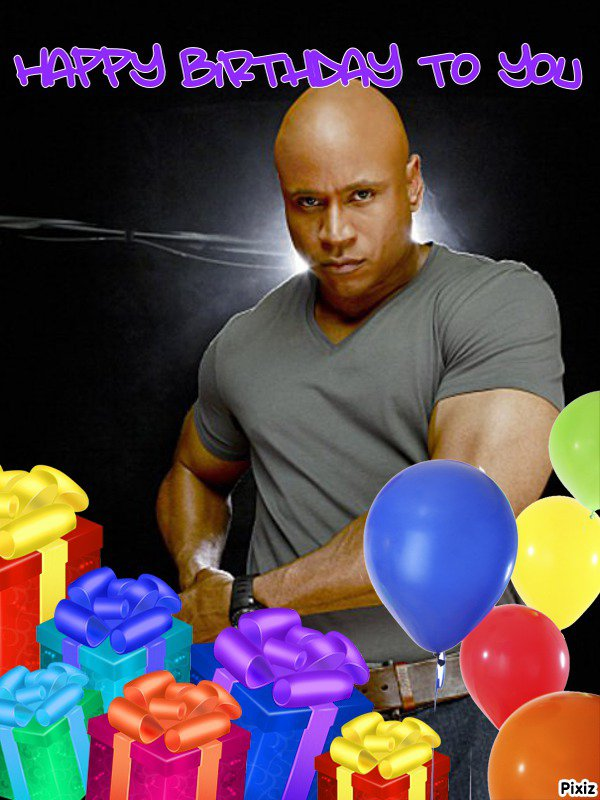 Happy Birthay LL Cool J