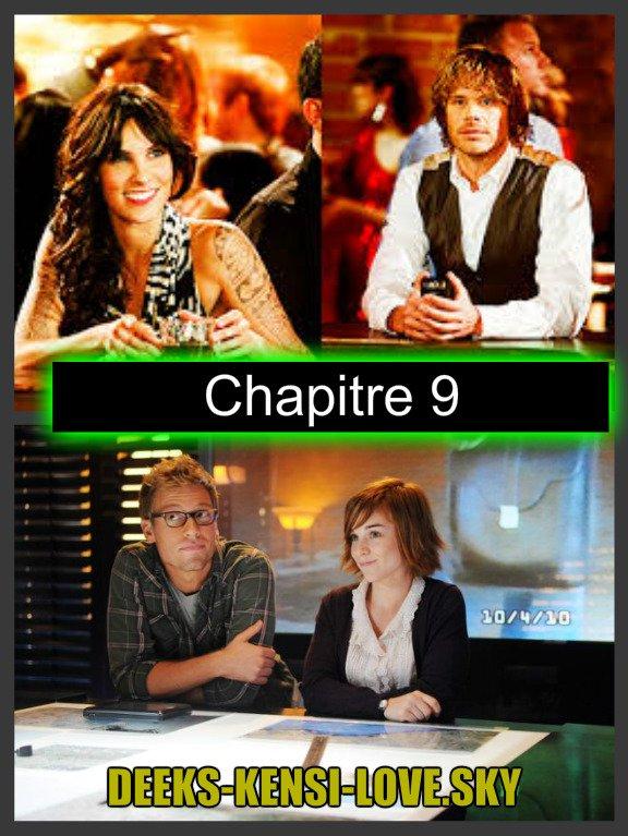Chapitre 9  Le secret de Nell et d'Eric