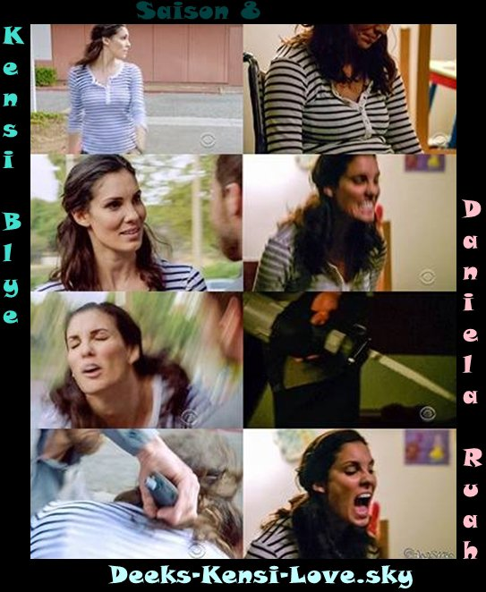 Saison 8 NCIS Los Angeles (Daniela Ruah) :)